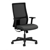 HON Ignition Mid-Back Mesh Task Chair | Center-Tilt | Adjustable Arms | Iron Ore Fabric