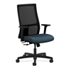 HON Ignition Mid-Back Mesh Task Chair | Center-Tilt | Adjustable Arms | Cerulean Fabric