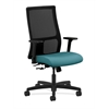 HON Ignition Mid-Back Mesh Task Chair | Center-Tilt | Adjustable Arms | Glacier Fabric