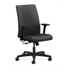 HON Ignition Mid-Back Task Chair | Center-Tilt | Adjustable Arms | Iron Ore Fabric