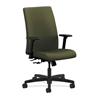 HON Ignition Mid-Back Task Chair | Center-Tilt | Adjustable Arms | Olivine Fabric