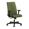 HON Ignition Mid-Back Task Chair | Center-Tilt | Adjustable Arms | Clover Fabric