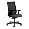 HON Ignition Mid-Back Mesh Task Chair | Synchro-Tilt | Adjustable Arms | Iron Ore Fabric