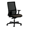 HON Ignition Mid-Back Mesh Task Chair | Synchro-Tilt | Adjustable Arms | Espresso Fabric