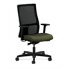 HON Ignition Mid-Back Mesh Task Chair | Synchro-Tilt | Adjustable Arms | Olivine Fabric