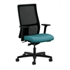HON Ignition Mid-Back Mesh Task Chair | Synchro-Tilt | Adjustable Arms | Glacier Fabric