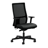 HON Ignition Mid-Back Mesh Task Chair | Synchro-Tilt | Adjustable Arms | Onyx Fabric