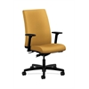 HON Ignition Mid-Back Task Chair | Synchro-Tilt | Adjustable Arms | Mustard Fabric
