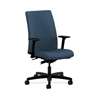 HON Ignition Mid-Back Task Chair | Synchro-Tilt | Adjustable Arms | Jet Fabric