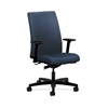 HON Ignition Mid-Back Task Chair | Synchro-Tilt | Adjustable Arms | Ocean Fabric