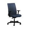 HON Ignition Mid-Back Task Chair | Synchro-Tilt | Adjustable Arms | Ocean Fabric