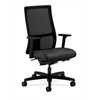HON Ignition Mid-Back Mesh Task Chair | Synchro-Tilt, Back Angle | Adjustable Arms | Onyx Fabric