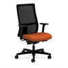 HON Ignition Mid-Back Mesh Task Chair | Synchro-Tilt, Back Angle | Adjustable Arms | Tangerine Fabric