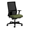 HON Ignition Mid-Back Mesh Task Chair | Synchro-Tilt, Back Angle | Adjustable Arms | Clover Fabric