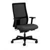 HON Ignition Mid-Back Mesh Task Chair | Synchro-Tilt, Back Angle | Adjustable Arms | Carbon Fabric