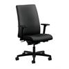HON Ignition Mid-Back Task Chair | Synchro-Tilt, Back Angle | Adjustable Arms | Onyx Fabric