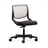 HON Motivate Task Chair | Fog ilira-Stretch Back | Espresso Fabric