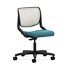 HON Motivate Task Chair | Fog ilira-Stretch Back | Glacier Fabric