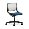 HON Motivate Task Chair | Fog ilira-Stretch Back | Regatta Fabric