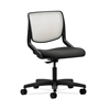 HON Motivate Task Chair | Fog ilira-Stretch Back | Carbon Fabric