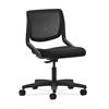 HON Motivate Task Chair | Black ilira-Stretch Back | Black Fabric