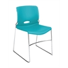 HON Olson High-Density Stacking Chair | Calypso Shell