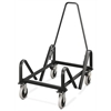 HON Olson Cart for HON Olson Stacking Chairs | Black Finish