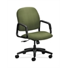 HON Solutions Seating High-Back Chair | Center-Tilt | Fixed Arms | Clover Fabric