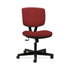 Volt Task Chair | Synchro-Tilt | Crimson Fabric