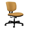 HON Volt Task Chair | Center-Tilt | Mustard Fabric