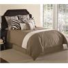 High Desert 9 pc Queen Comforter Set, Tan/Ivory