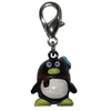 Mirage Pet Products Hand Painted Christmas Bell Charm Penguin
