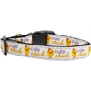 Mirage Pet Products Cute Chick Nylon Ribbon Collars Large