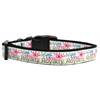Mirage Pet Products Little Miss Royalty Nylon Collar Medium