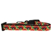 Mirage Pet Products Tie Dye Nylon Ribbon Dog Collar Sm
