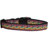 Mirage Pet Products Tie Dye Dog Collar Medium