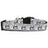 Mirage Pet Products Little Sister Nylon Ribbon Dog Collar XL