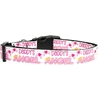 Mirage Pet Products Daddy's Angel Dog Collar Large