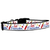 Mirage Pet Products Little Firecracker Dog Collar Large