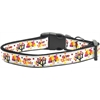Mirage Pet Products Give Thanks Dog Collar Medium