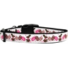 Mirage Pet Products Chocolate Bunnies Dog Collar Medium