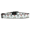 Mirage Pet Products Jolly Roger Nylon Dog Collar Medium
