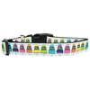 Mirage Pet Products Have Your Cake Nylon Dog Collar Large