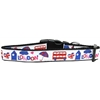 Mirage Pet Products London Town Nylon Dog Collar Large