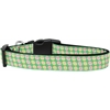 Mirage Pet Products Heartspalooza Nylon Dog Collar Large