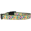 Mirage Pet Products Confetti Eggs Nylon Dog Collar Medium