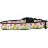 Mirage Pet Products Spring Chicken Nylon Dog Collar Medium