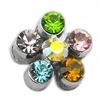 "Mirage Pet Products 3/8"" Slider Flower Charm Multi-Color 3/8"