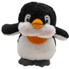 Mirage Pet Products Plush Christmas Dog Toy with Squeaker Penguin