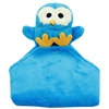 Mirage Pet Products Snuggles Owl Crinkly Pet Toy